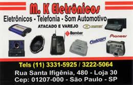 3d99bc53e MK Eletrônicos | Lojas da Santa Efigênia